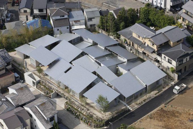 Kazuyo Sejima & Associates-Nishinoyama-House-01