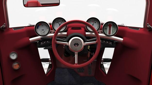 Toyota-Kikai-interior