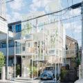 藤本壮介が設計したガラス張りの家「House NA」の動画