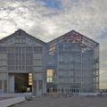 倉庫を改修したアート施設「FRAC Nord-Pas de Calais」-ラカトン&ヴァッサル