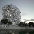 藤本壮介による多目的タワー「l'Arbre Blanc」(白い木)