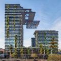 ジャンヌーベルのデザインによるシドニーの高層ビル