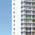 ラカトン&ヴァッサルによる集合住宅のリノベーション