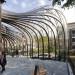 トーマス・ヘザーウィックのデザインによるボンベイ・サファイヤ蒸留所のグラスハウス